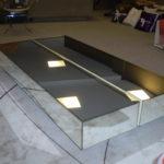 mesa de centro junco